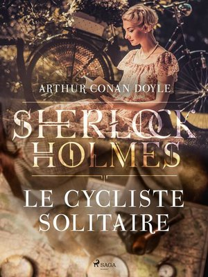 cover image of Le Cycliste solitaire